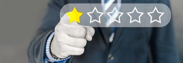 Bewertungen im Handwerk - Richtiger Umgang mit Kundenbewertungen